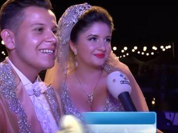 """Andreea Mantea și Mihai Mitoșeru, fără cuvinte la nunta la care au mers, la """"Se strigă darul"""": """"Unde am ajuns?"""""""