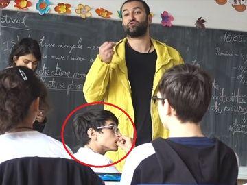 Smiley, gest emoționat pentru un băiat hărțuit de colegi! Ce a făcut artistul
