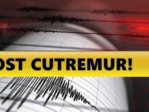 Cutremur de 6 grade! Unde s-a produs. E panică în zona afectată!