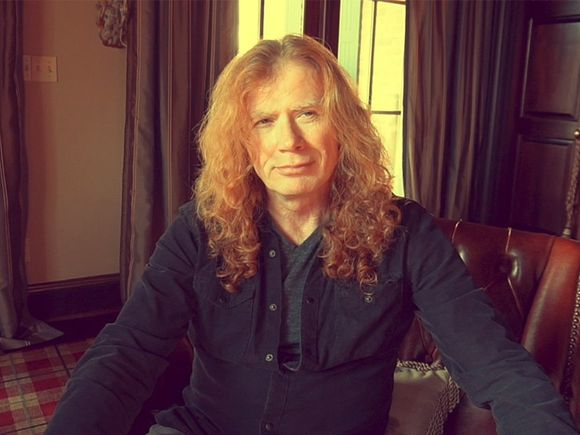 "Dave Mustaine a fost diagnosticat cu cancer! ""Am început tratamentul"""