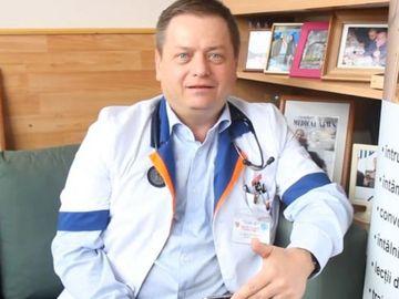 Doliu în lumea medicală din România: a murit doctorul Cătălin Bălan
