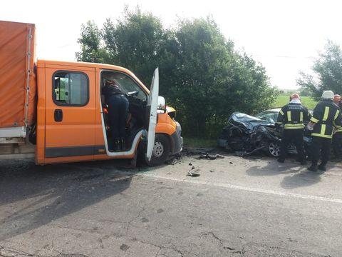 Accident grav în județul Brașov, în urmă cu puțin timp! Sunt opt victime