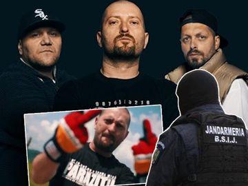 Fanii cer trupei Paraziții și o piesă pentru jandarmi! Polițiștii au anunțat că-i dau în judecată pe rapperi