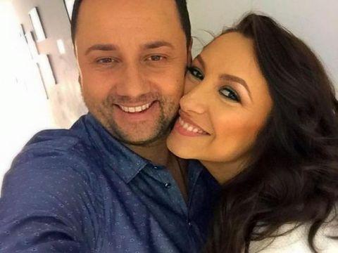 Cătălin, declarație de dragoste pentru soție! Ce i-a transmis Andrei