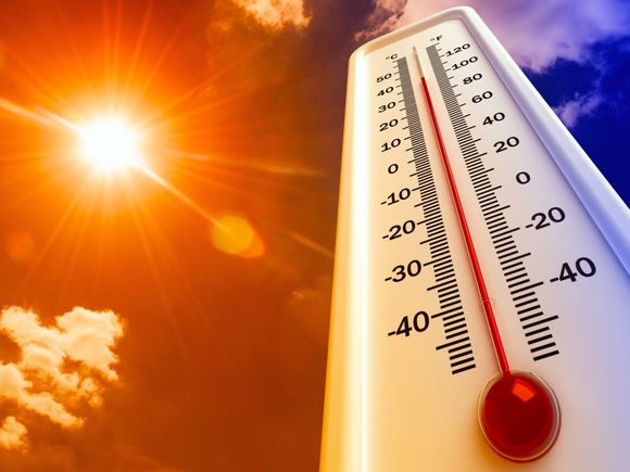 România, lovită deja de caniculă! S-au înregistrat 40 de grade Celsius!