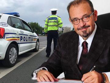Cristian Piedone, prins de două ori cu 107 km/h, în localitate! Polițiștii spun că fostul edil avea și permisul expirat