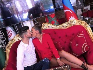 Roxana și Iancu, mire și mireasă! Prima imagine de la nunta celor doi concurenți de la Puterea Dragoste