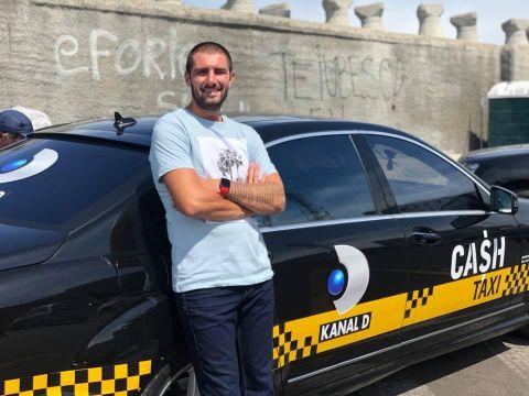 """Din 3 iulie, la Kanal D incepe un nou sezon""""Cash Taxi""""!"""