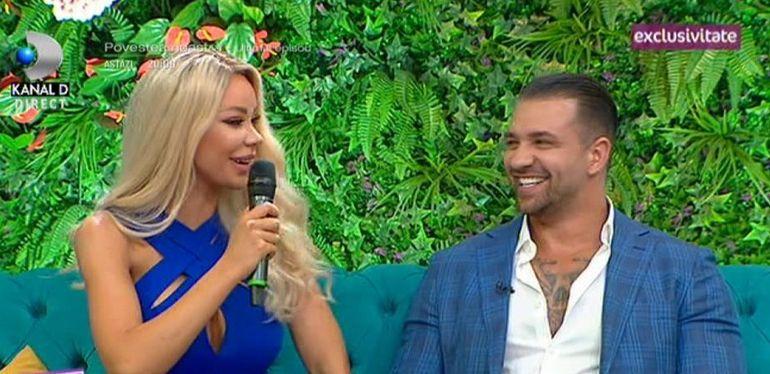 """Bianca Drăgușanu și Alex Bodi, detalii neștiute din relația lor! """"Am zis amândoi """"iartă-mă"""""""