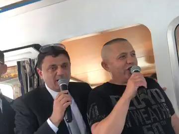 Nicolae Guță a dat lovitura! A cântat la nuntă, pe vapor, și s-a îmbogățit