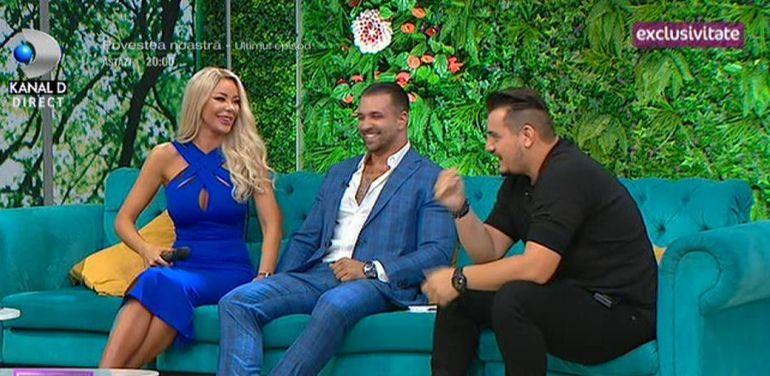 """Alex Bodi și Bianca Drăgușanu, despre certurile din relația lor! Diva îi verifică telefonul: """"Dacă începi să cauți, găsești"""""""