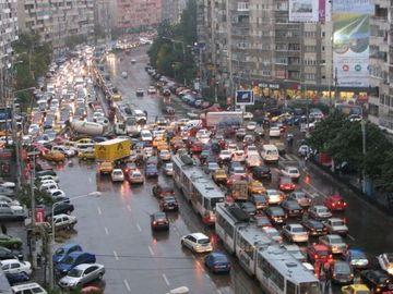 Vești proaste pentru şoferii din Bucureşti. Va curge cu amenzi usturătoare. Ce pregăteşte primăria