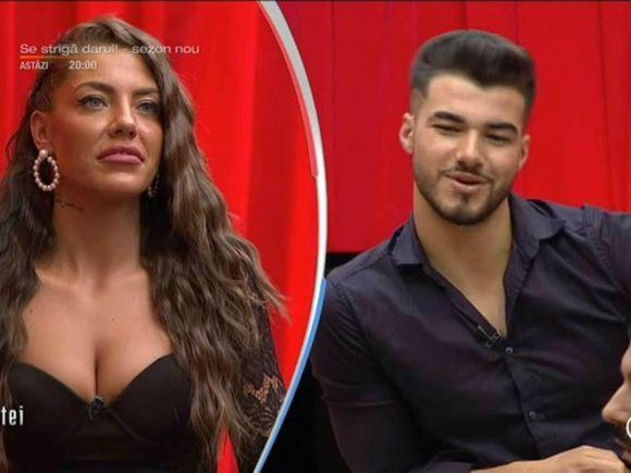 Mama lui Iancu de la Puterea Dragostei nu este de acord cu relația lui cu Roxana! Ce a transmis concurenta când a auzit asta!