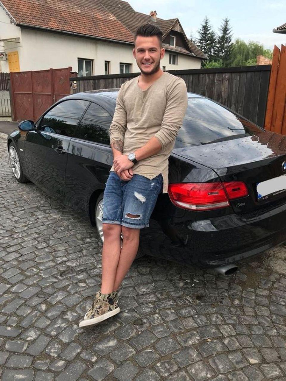 Mașina lui Ricardo de la Puterea Dragostei, implicată într-un accident! Ce se întâmplă acum cu fostul concurent