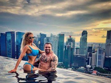 """Bianca Drăgușanu și Alex Bodi, dezvăluiri incendiare din vacanță: """"Am alergat dezbrăcați prin hotel"""""""