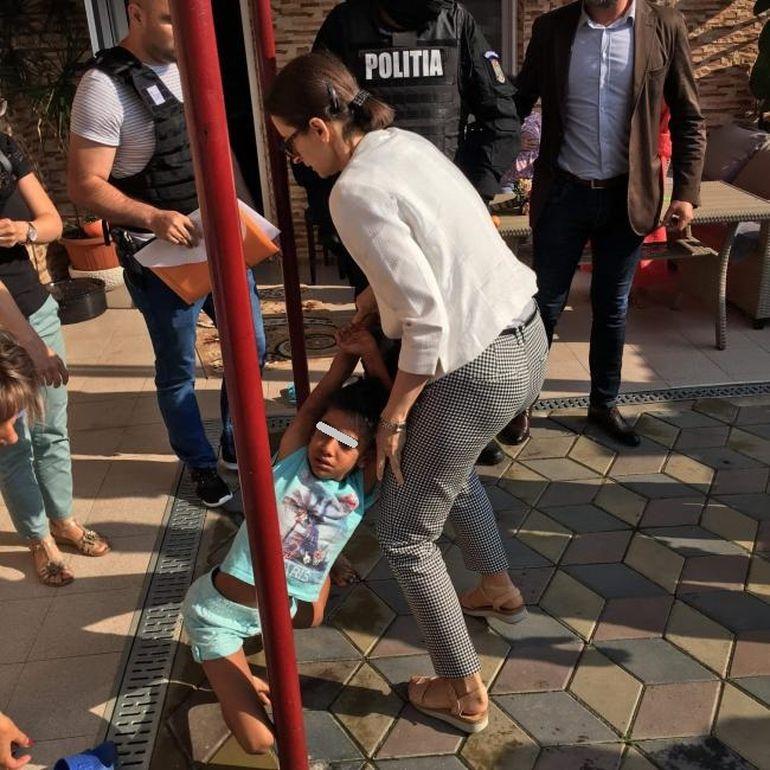 Procuroarea care a târât-o pe jos pe Sorina l-a abuzat şi pe un bărbat! Acesta îi cere Mariei Piţurcă daune de 500.000 de lei!