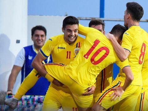 Meci Franța U21 - România U21, la Euro 2019. Cine a câștigat meciul din această seară