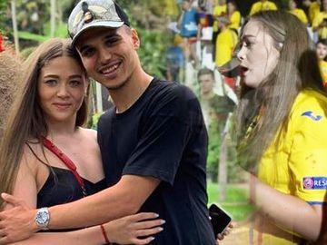 """Cristi Manea ţine ca la ochii din cap la iubita sexy care a fost bătută în Italia! O răsfaţă cu vacanţe exotice şi îi e recunoscător Alinei: """"Tu ai fost mereu alături de mine când viaţa părea împotriva mea"""" FOTO"""
