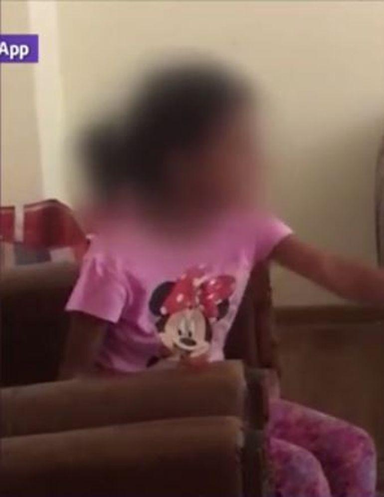 Noi imagini cu Sorina, fetița adoptată de familia Săcărin din America! Cazul ei a revoltat o țară întreagă
