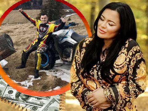 Iubitul bogat al lui Carmen de la Sălciua are o pasiune secretă! Cosmin Isăilă participă la curse extreme cu ATV-ul prin munţi! FOTO