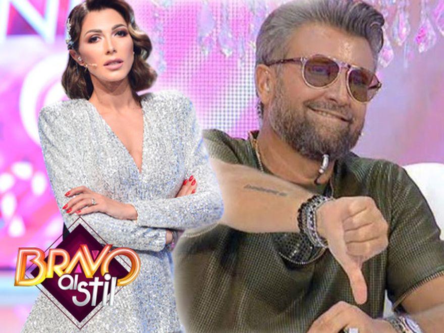 """Mesajul Ilincăi Vandici, înaintea finalei de sâmbătă seara a show-ului """"Bravo, ai stil!"""""""