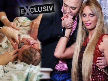 Bombă în showbiz! Nicolae Guță, din nou tătic! Cristina a născut! Cum îl cheamă pe băiețelul artistului! EXCLUSIV