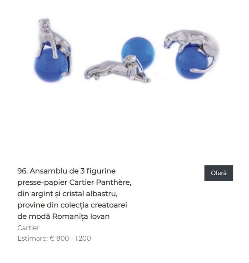 Romanița Iovan își vinde bijuteriile, colecția de eșarfe și câteva genți! Vedeta licitației este un inel de peste 20.000 de euro