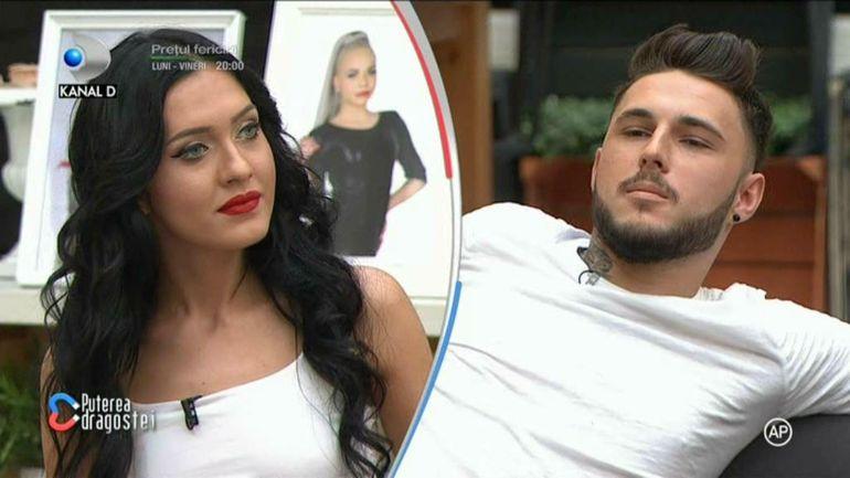 """Bianca și Alex Zănoagă, schimb de replici acide la Puterea Dragostei! """"Băi cadavru opărit ce ești!"""""""