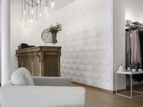Cel mai nou trend in decoratiunile interioare: panourile decorative 3D