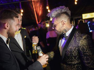 Vedete din România au dat tonul distracției la lansarea Miller Genuine Draft, berea nopților de neuitat