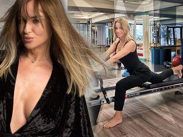 """Tania Budi, incredibil de sexy la 51 de ani! Secretul vedetei: """"Nu am de gând să mă mărit"""""""