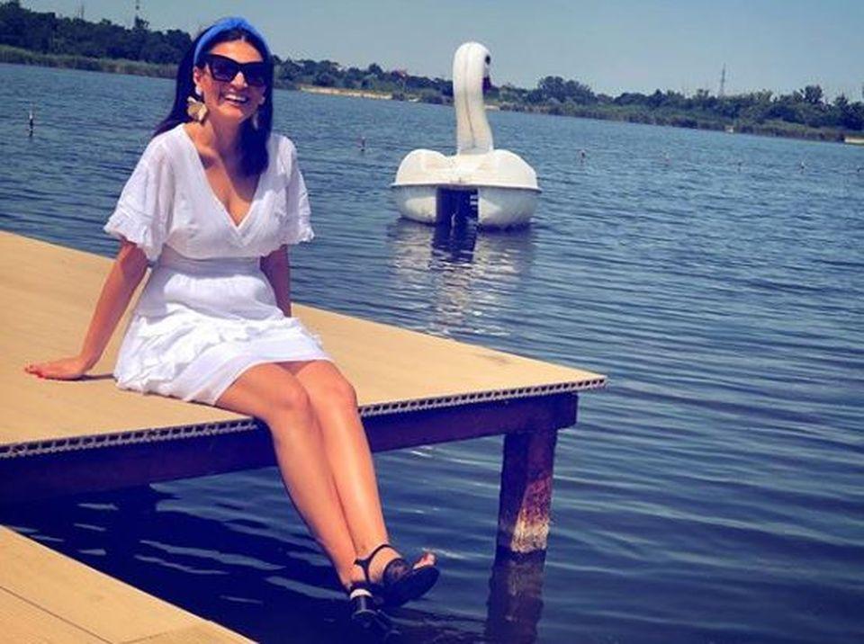 """Ioana Ginghină, mărturisiri emoționante după divorțul de Alexandru Papadopol: Mă cuprinsese o mare tristețe așa din senin. Ruxandra mi-a luat mâna și mi-a zis: """"Mama..."""""""