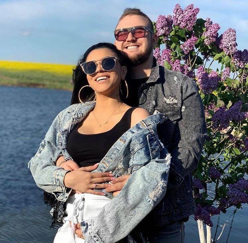 Carmen Minune și Bogdan Căplescu, cea mai fericită zi din viața lor