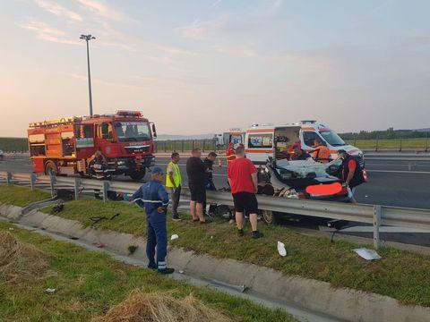 Tragedie în județul Vaslui! Cinci persoane au murit pe loc, codul roșu de intervenție activat