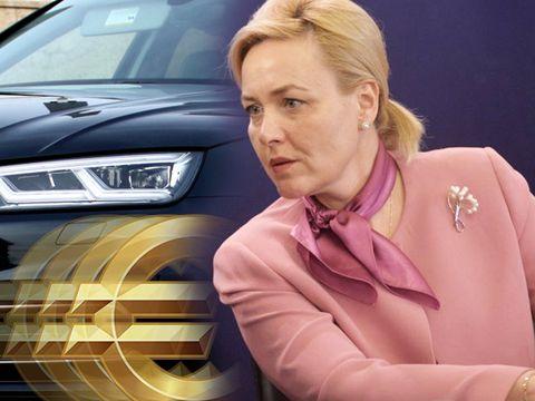 """Carmen Dan și-a tras mașină """"de bugetar""""! Ministul de Interne are un SUV de peste 40.000 euro"""