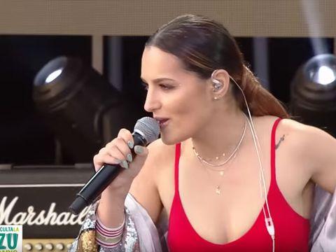 """Minelli, tânăra care cântă celebra piesă Mariola, făcută praf de Cezar Ouatu și Florin Răduță, după prestația live: """"Dezastru!!!"""""""