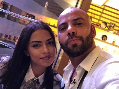 """Roxana Kiriţă a fost înlocuită cu o bombă sexy! Uite cum arată noua iubită a lui Faris, pe care fiica lui Giani l-a numit """"soţul meu""""!"""