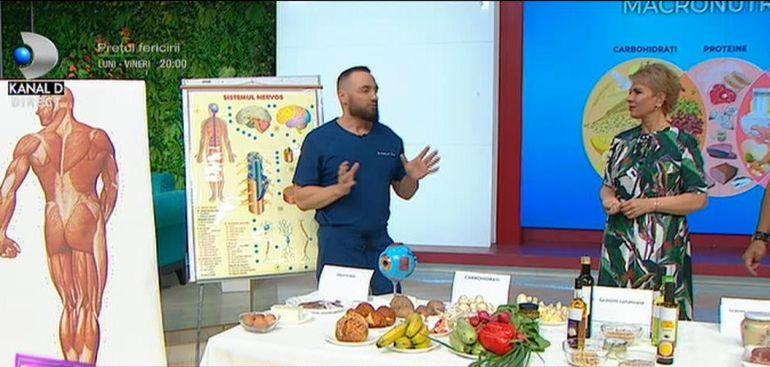 Cum slăbești rapid dar sănătos! Dr Ovidiu Peneș a dezvăluit trucurile pentru a scăpa de kilogramele în plus fără mari bătăi de cap