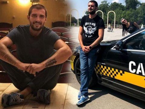 """IMAGINI EXCLUSIVE! Ce face Cătălin Cazacu, prezentatorul """"Cash Taxi"""", în pauzele de la filmări?"""