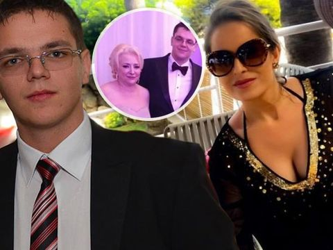 Prima reacţie a lui Victor Dăncilă după vestea divorţului de Elena! Fiul Vioricăi Dăncilă şi-a şters contul de pe facebook!