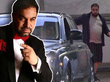 Bombă în lumea manelelor! Florin Salam și-a tras Rolls-Royce! Limuzina costă sute de mii de euro VIDEO EXCLUSIV