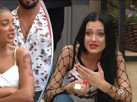 """Bianca a clacat, după ce a fost lovită de Roxana: """"Sare la hotel, sare aici la mine"""""""
