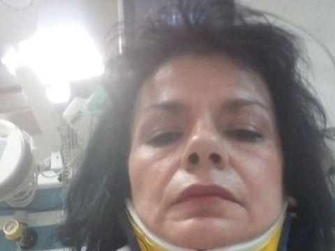 O celebră regizoare din România, implicată într-un grav accident rutier! Susține că a fost lovită intenționat de către un taximetrist