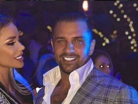 Ce făcea Bianca Drăguşanu în timp ce Alex Bodi anunţa despărţirea de ea