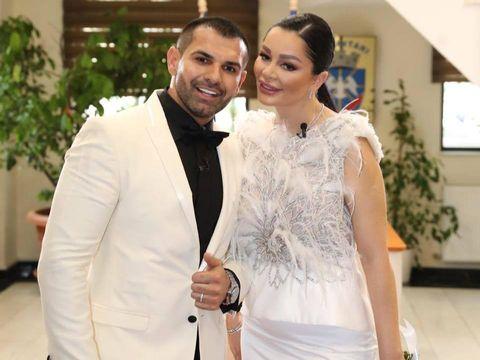 Ce cadou de nuntă au primit Brigitte și Florin Pastramă de la Oana Roman! Nimeni nu se aștepta la asta
