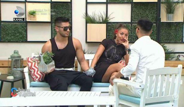 Roxana s-a ținut din nou de mână cu Bogdan Mocanu la Puterea Dragostei!