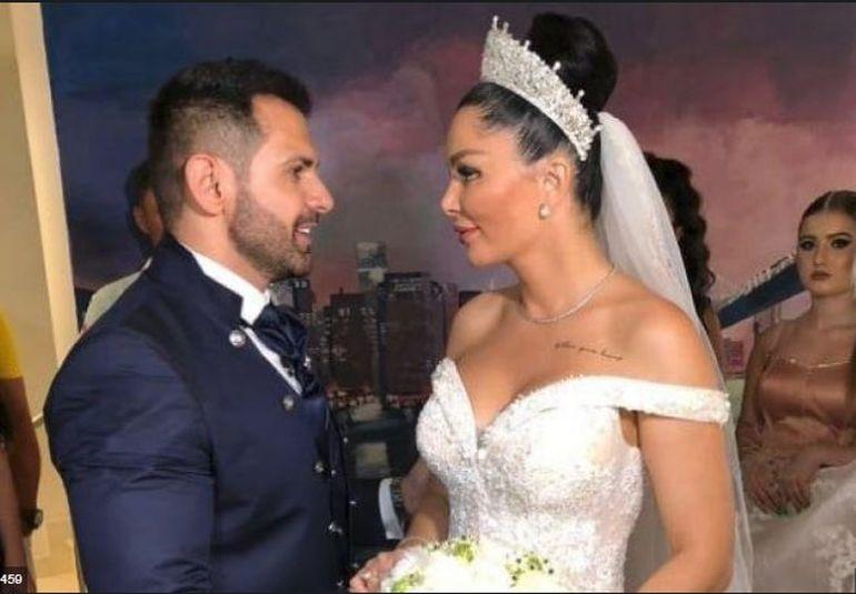 Doamne, ce momente incredibile a surprins soţia lui Pepe la nunta lui Pastramă! A filmat tot şi a pus pe insta story! VIDEO!