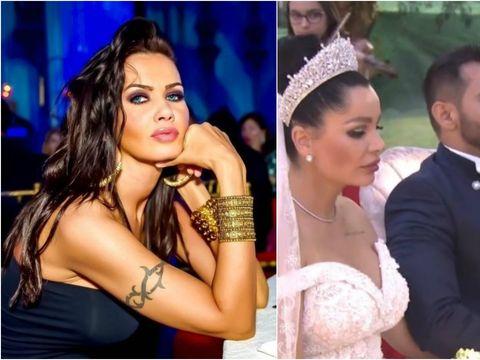 """Oana Zăvoranu a făcut varză nunta lui Brigitte cu Florin Pastramă! """"Jalnică, cu iz de cămin cultural"""""""