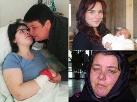 Mama Ioanei Condea, sfâșiată de durere, la șase luni după moartea tinerei mutilată și băgată în comă de un proxenet în Germania
