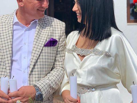 Mirela de la Insulă s-a căsătorit! Primele imagini de la nuntă. A spus totul despre cea mai fericită zi din viața ei
